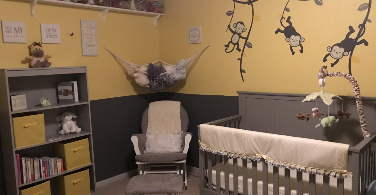 Newborn Nursery Checklist: Everything you need to get ready for your baby
